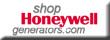 Honeywell Generators Store for Portable, Home Standby and Portable Generators