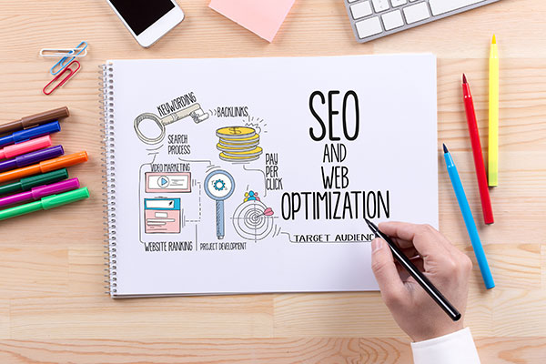 SEO optimization by eAccess Solutions